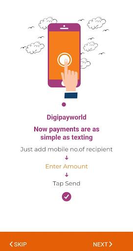 Digi Pay World screenshot 3