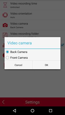 Secret Video Recorder - screenshot