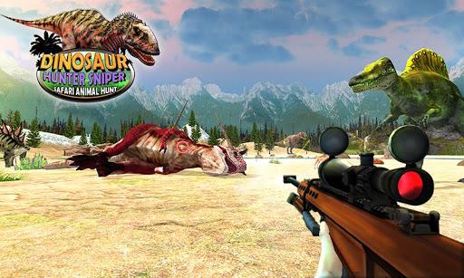 Dinosaur Hunter Sniper Safari Animals Hunt screenshots 5