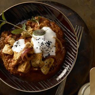 Spicy Chicken Curry.