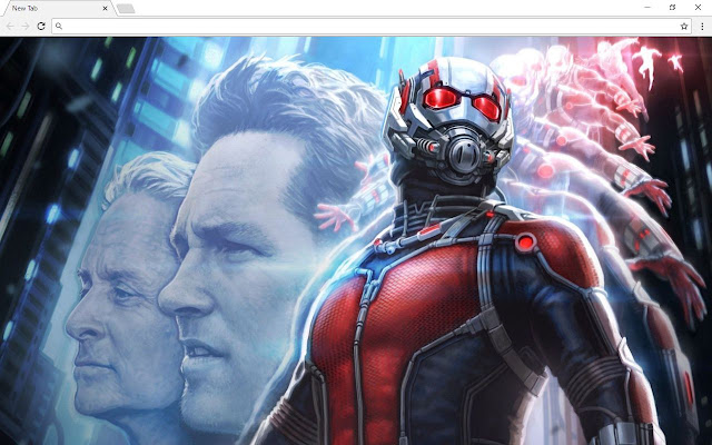 Ant Man Backgrounds & Themes