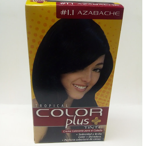 tinte color plus kit negro azabache