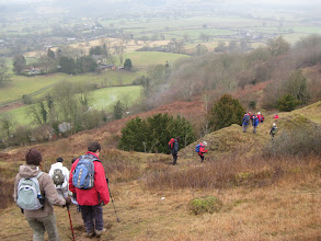 Photo: February 2010 - Llanymynech