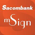Sacombank mSign icon