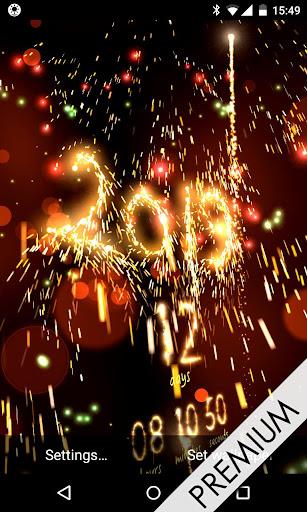 New Year 2019 countdown 3.5.1 screenshots 24