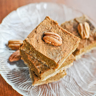 Oatmeal Pumpkin Bars