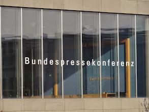 Photo: Haus der Bundespressekonferenz