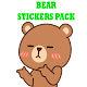 Bear Stickers  for WhatsApp - WAStickerApps Android apk