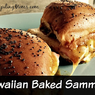 Hawaiian Baked Sammies