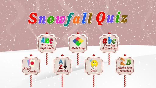 Snowfall Quiz Free