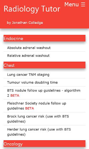 玩免費醫療APP|下載Radiology Tutor app不用錢|硬是要APP