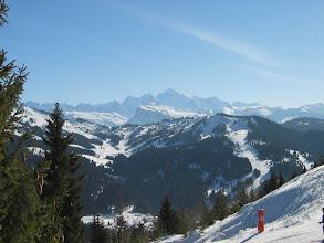 Photo: Chaine du Mont-Blanc