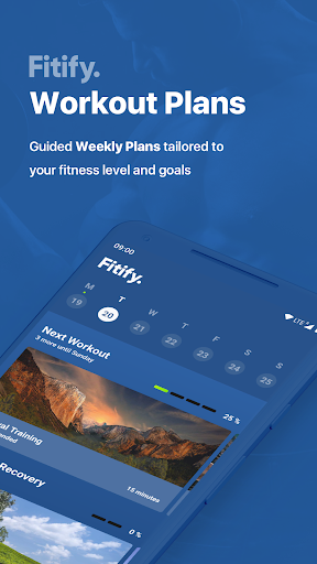 Full body Workout Fitness app screenshot 1 for Android