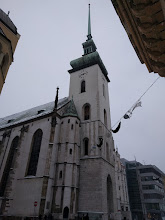 Photo: The Church of Saint James was right by my hostel.