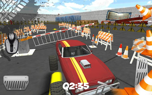 RC Mega Car Parking