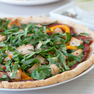 Paleo Chicken Pizza