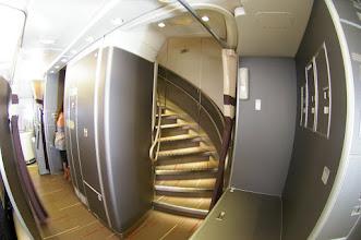 Photo: Escalier Arrière accès pont supérieur
