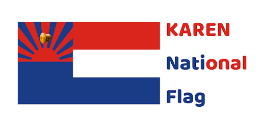 Karen National Flag