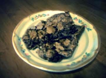 Freakin' Awesome Paleo (inspired) Brownies