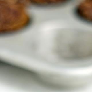 Two-Ingredient Pumpkin Muffins.