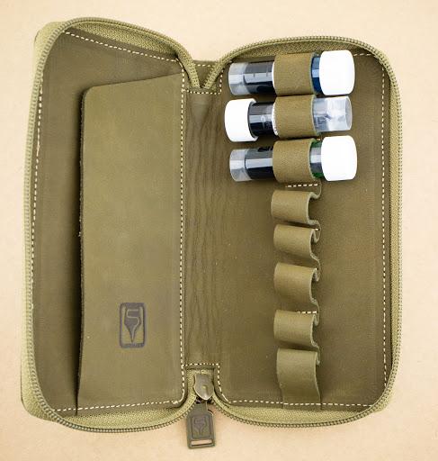 Giveaway: Shibui 9-Vial  & A6 Cases