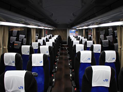 西日本JRバス「白浜エクスプレス大阪号」 2331 車内