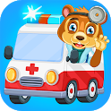 Doctor for animals icon