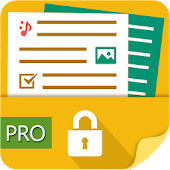 NotePad (Notes Lock) Pro