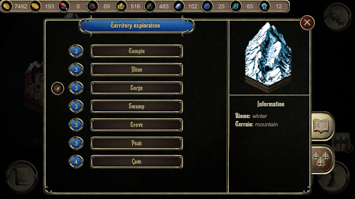 Grim wanderings 2: Strategic turn-based rpg filehippodl screenshot 5