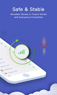 Connect VPN — Free, Fast, Unlimited VPN Proxy 1.4.6 Mod APK (Unlock All) 2