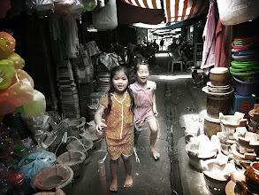 Photo: しゃて がんばろっと!  Photo at Cambodia