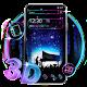 Galaxy Night Magic Star Theme Download on Windows