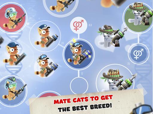 Cats vs Pigs: Battle Arena 1.0.3 screenshots 17