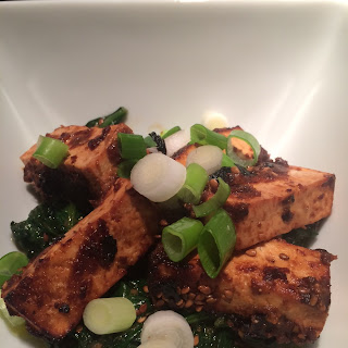 Miso-Glazed Tofu (video)