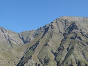Photo: et les sommets se rapprochent un peu