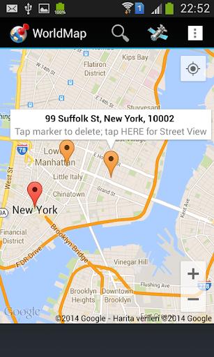 Maps Gps StreetView Track