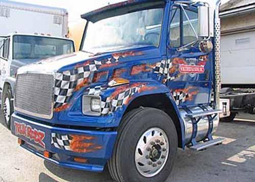 Freightliner FL 50, 60, 70, & 80 Hood