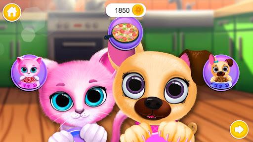 Kiki & Fifi Pet Friends - Virtual Cat & Dog Care 5.0.30005 screenshots 7