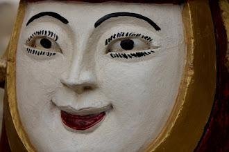 Photo: Year 2 Day 57 - Buddha's Face at the Entrance of Bu Paya