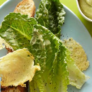 Avocado Caesar Salad Recipe