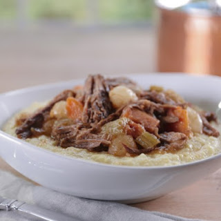Pot Roast with Porcini Mushrooms