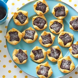 Fudgy Brownie Tartlets