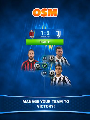 Online Soccer Manager (OSM) - 2019/2020