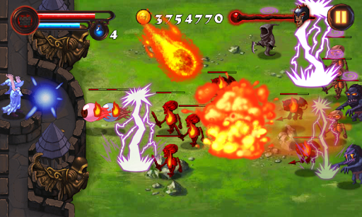 Magic Defense screenshot 1