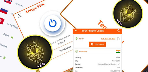 Tengo VPN - Unlimited free vpn Lifetime - Apps on Google Play