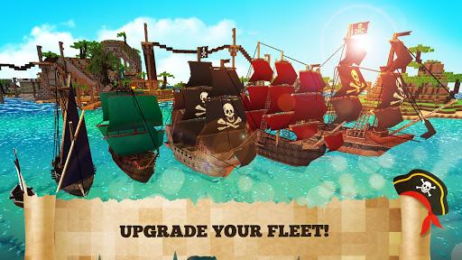 Pirate Crafts Cube Exploration 1.25-minApi23 screenshots 3
