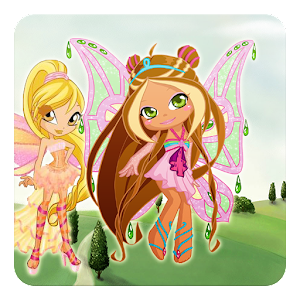 Winx The Adventure Fairy for PC and MAC