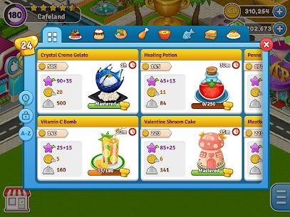 Cafeland MOD APK Unlimited Money 2.1.89 4