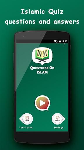 Islamic Quiz - General Knowledge 3.0 screenshots 1