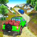 Offroad Jeep Driving & Parking icon